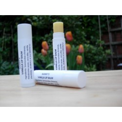 Lip Balm - Vanilla - Palm oil free
