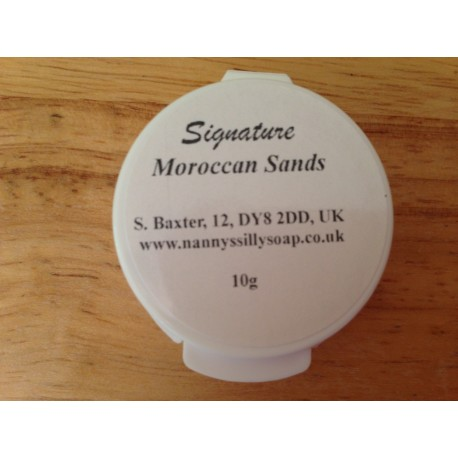 Signature - Moroccan Sands 10g