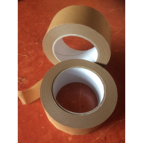 Kraft Paper Self Adhesive Hot Melt Tape