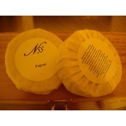 Cedarwood and Vetyver Hard Shaving Soap - 145g