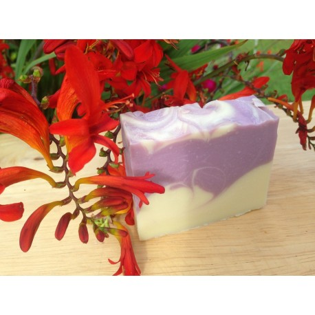 Honeysuckle Silk Soap