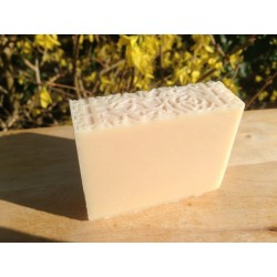 Unscented Goat Milk Soap 110g